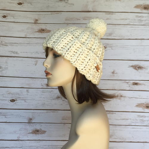 Chunky Vail Ribbed Hat