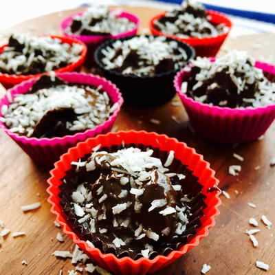 Super Nutritious Choco-Clusters