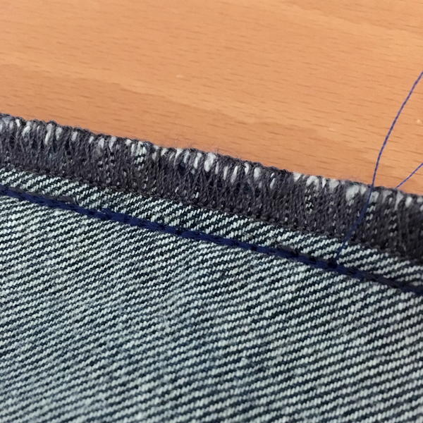 How to Fix a Ripped Seam by Machine - Step 4