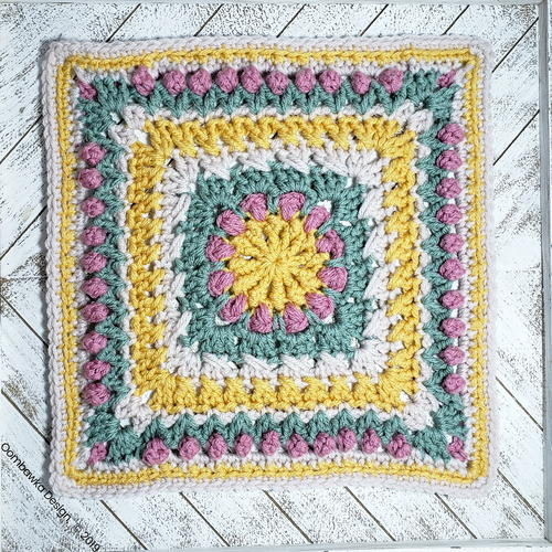 A Little Bit of This Afghan Square