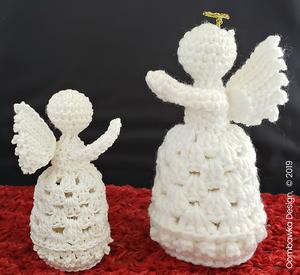 Divine Crochet Angel - I Like Crochet | 275x300