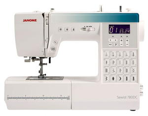 Janome Sewist 780DC Sewing Machine Giveaway