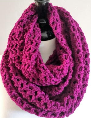 Weekend Comfort Cowl Pattern