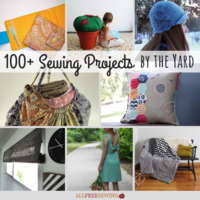 100+ Sewing Projects by the Yard