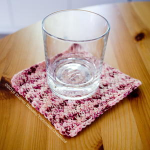 Knit Drink Napkins