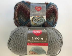 Red Heart Amore Colorscape Yarn Bundle Giveaway