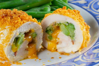 Super Stuffed Chicken Divan