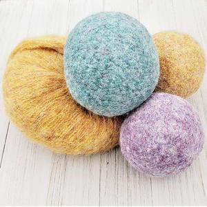Crochet Dryer Balls