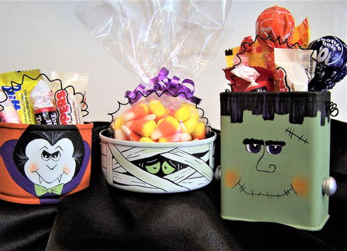 Monster Mash Halloween Favors