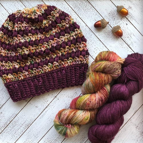 Autumn Dreams Beanie