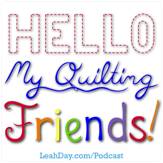 Hello My Quilting Friends