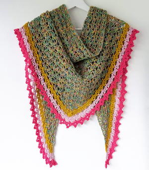 Spindle Shawl
