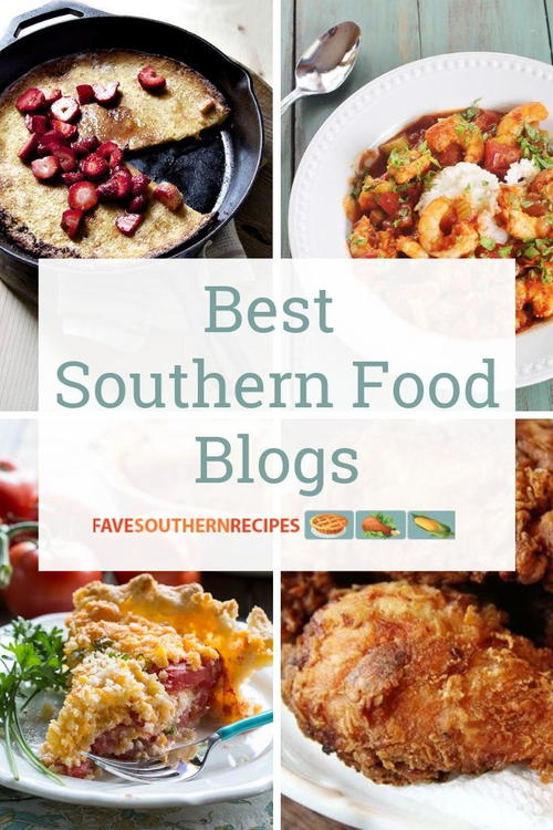 Best Southern Food Blogs