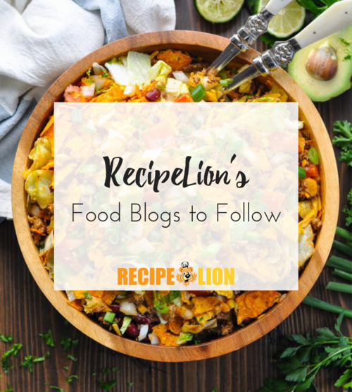 RecipeLions Food Blogs to Follow