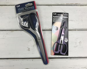 Kai Professional Tailoring and Patchwork Scissor Set Giveaway