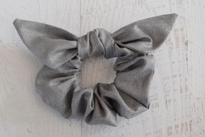 How to Make Bow Scrunchies