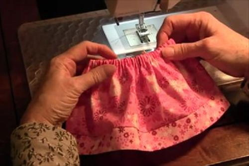 American Girl Doll Skirt Pattern
