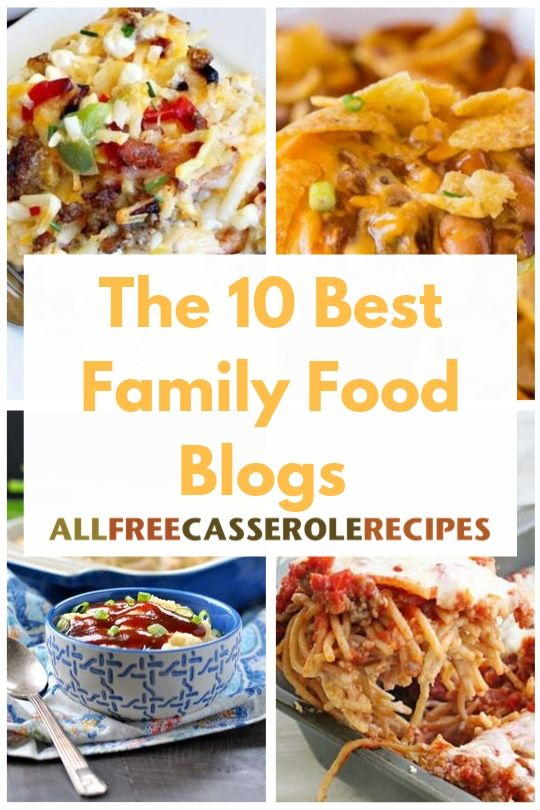 Best Family Food Blogs