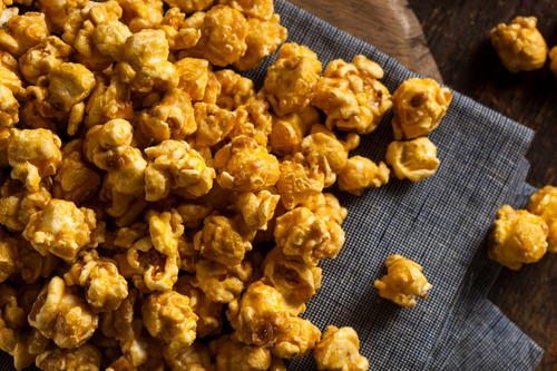 Easy Homemade Caramel Corn Recipe