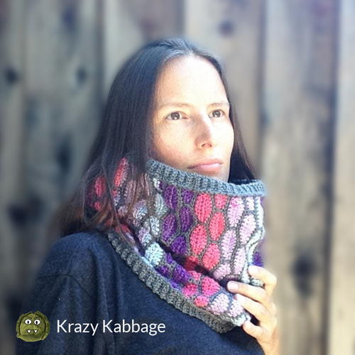 Stained Glass Cowl