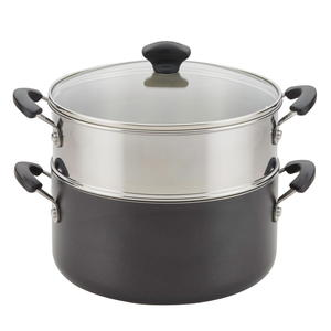 Farberware Cookstart 5.5 Qt. Dutch Oven with Steamer Giveaway