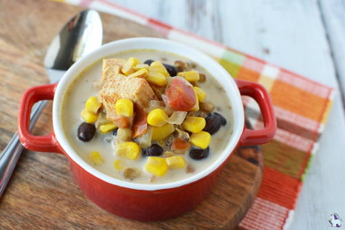 Southwest Chicken Chowder Recipe