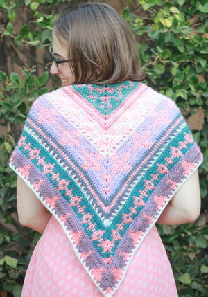 Happily Ever After Shawl