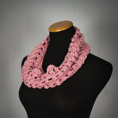Kellie Cowl Crochet Pattern