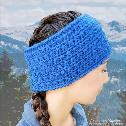 Alpine Winter Headband