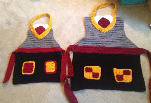 Harry Potter Apron
