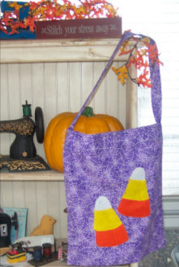 How to Make a Trick or Treat Bag