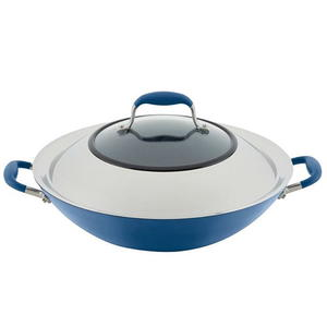 "Anolon Advanced Home 14"" Covered Wok Giveaway"