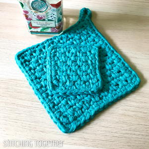 Easy Crochet Potholders
