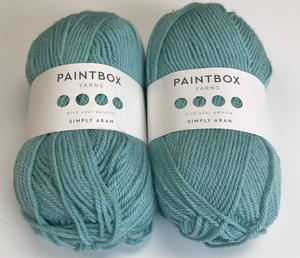 Washed Teal Paintbox Yarn Bundle Giveaway
