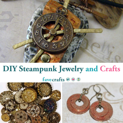 21 Diy Steampunk Jewelry Designs And Crafts Favecrafts Com