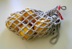 Crocheted Produce Bag