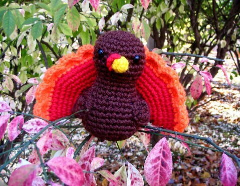 PATTERN: Terrence the Turkey - Crochet turkey pattern - amigurumi ...   371x479