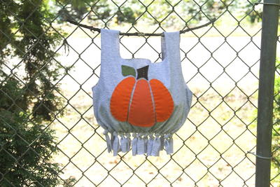 T-Shirt Trick-or-Treat Bag