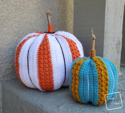 Felton in Pumpkin Costume- Crochet Amigurumi Pattern PDF- English | 454x500