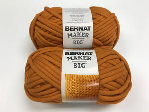 Amber Bernat Maker Big Yarn Giveaway