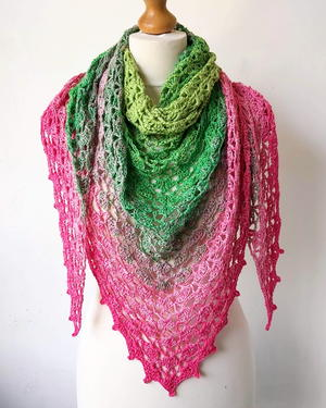 Fragrant Shawl