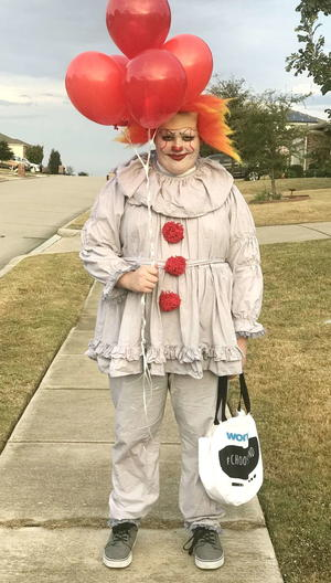 Pennywise Costume DIY