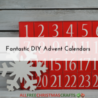 28 Fantastic DIY Advent Calendars