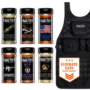 Frag Out Flavor Operator's Grill Kit Giveaway