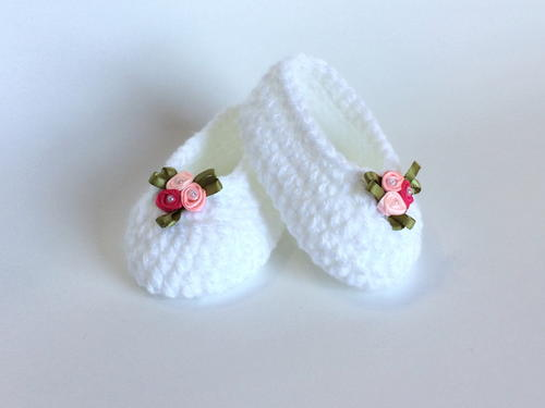 Sweet Baby Slippers