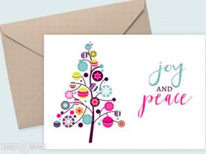 Handmade Christmas Cards Allfreechristmascrafts Com