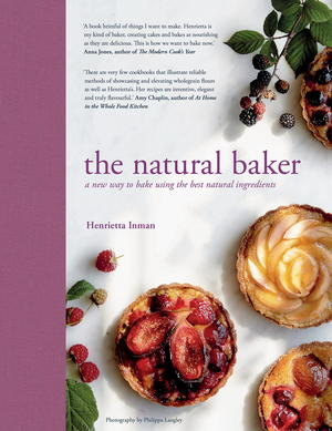 The Natural Baker Cookbook Giveaway