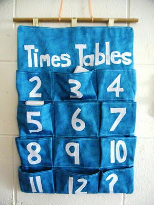 Times Tables Memory Game Pockets Tutorial