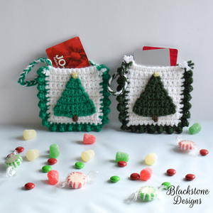 Christmas Tree Treat Bag