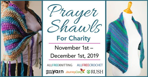 Prayer Shawls for Charity Drive 2019